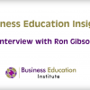 Todd Hutchison Interviews Ron Gibson on Business Networking