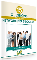 15 Questions For Networking Success eBook