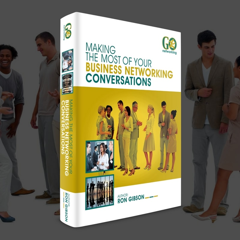 Making The Most Of Your Business Networking Conversations eBook cover